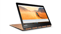 "Lenovo Yoga 900 2.2GHz i7-6560U 13.3"" 3200 x 1800Pixel Touch screen Nero, Oro Ibrido (2 in 1)"