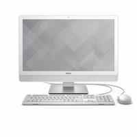 "DELL Inspiron 24 2.40GHz i3-7100U 23.8"" 1920 x 1080Pixel Bianco PC All-in-one"