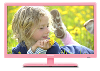 "MEDION LIFE P13172 21.5"" Full HD Rosa LED TV"