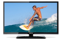 "MEDION P15223 27.5"" HD Nero LED TV"