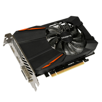 VGA PCI-E 4096MB GIGABYTE GEFORCE GTX 1050 GV-N105TD5-4GD GDDR5