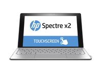 "HP Spectre x2 12-a000nn 1.2GHz m7-6Y75 12"" 1920 x 1080Pixel Touch screen Argento Ibrido (2 in 1)"