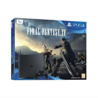 Sony PlayStation 4, Final Fantasy XV 1000GB Wi-Fi Nero