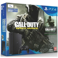 Sony PlayStation 4, Call of Duty: Infinite Warfare Legacy Edition 1000GB Wi-Fi Nero