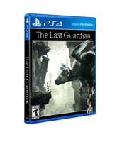 Sony The Last Guardian PS4 Basic PlayStation 4 videogioco