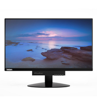 "Lenovo ThinkCentre Tiny-in-One 22 21.5"" Full HD LED Opaco Piatto Nero monitor piatto per PC"