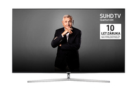 "Samsung UE65KS8002T 65"" 4K Ultra HD Smart TV Wi-Fi Nero, Argento LED TV"