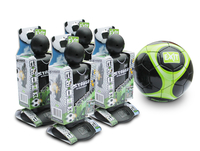 EXIT Striker Streetsoccer - Set of 4 + Ball Attaccante per calcio da strada
