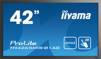 "iiyama ProLite TH4265MIS-B1AG 42"" 1920 x 1080Pixel Multi-touch Nero monitor touch screen"