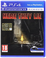 Sony PS4 VR HERE THEY LIE Basic PlayStation 4 videogioco