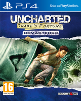 Sony Uncharted: Drake