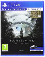 Sony Robinson: The Journey, PS4 VR Basic PlayStation 4 Inglese videogioco