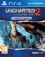 Sony Uncharted 2: Il covo dei ladri Remastered