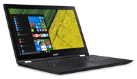 "Acer Spin SP315-51-79ZY 2.70GHz i7-7500U 15.6"" 1920 x 1080Pixel Touch screen Nero Ibrido (2 in 1)"