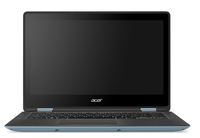 "Acer Spin SP113-31-C1YD 1.10GHz N3450 13.3"" 1920 x 1080Pixel Touch screen Nero, Blu Ibrido (2 in 1)"