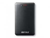 Buffalo MiniStation SSD 120GB 120GB Nero