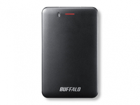 Buffalo MiniStation SSD 240GB 240GB Nero