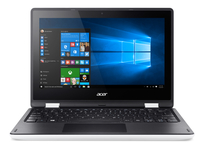 "Acer Aspire R 11 R3-131T-C2DS 1.6GHz N3150 11.6"" 1366 x 768Pixel Touch screen Bianco Computer portatile"