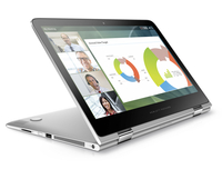"HP Spectre Pro x360 G2 2.6GHz i7-6600U 13.3"" 1920 x 1080Pixel Touch screen Argento Ibrido (2 in 1)"
