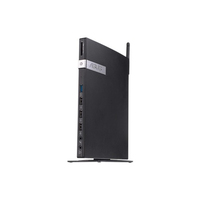ASUS EeeBox PC E210-B0140 1.58GHz N2807 PC di dimensione 1L Nero Mini PC