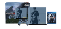 Sony PlayStation 4 Uncharted 4: Limited Edition Bundle + Gravity Rush: Remastered