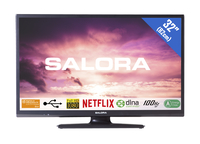 "Salora 9200 series 32LED9202FCS 32"" Full HD Smart TV Nero LED TV"