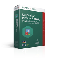 Kaspersky Lab Internet Security Multi-Device 2017 Full license 2utente(i) 1anno/i ESP