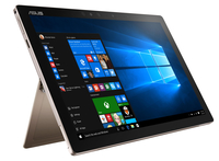 "ASUS T303UA-0133G6500U 2.5GHz i7-6500U 12.6"" 2880 x 1920Pixel Touch screen Nero, Oro Ibrido (2 in 1) notebook/portatile"