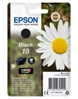 CARTUCCIA EPSON 18 NERO C13T18014012