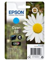 CARTUCCIA EPSON 18 CIANO C13T18024012