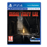 Sony Here They Lie, PS4 Basic PlayStation 4 Inglese videogioco