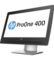"HP ProOne 400 G2 3.7GHz i3-6100 20"" 1600 x 900Pixel Argento PC All-in-one"