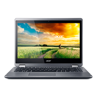 "Acer Aspire R 14 R3-471T-76BM 2.4GHz i7-5500U 14"" 1366 x 768Pixel Touch screen Argento Ibrido (2 in 1)"