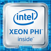 Intel Xeon ® PhiT Processor 7290F (16GB, 1.50 GHz, 72 core) 1.50GHz 36MB L2 processore