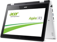 "Acer Aspire R 11 R3-131T-C85L 1.6GHz N3160 11.6"" 1366 x 768Pixel Touch screen Bianco Ibrido (2 in 1)"