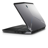 "Alienware 13 2.4GHz i7-5500U 13.3"" 2560 x 1440Pixel Touch screen Nero, Argento Netbook"