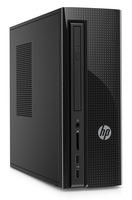 HP Slimline 260-p030xt 3.2GHz i3-6100T Mini Tower Nero PC