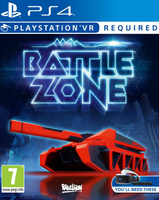 Sony Battlezone, PlayStation VR Basic PlayStation 4 videogioco