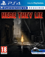 Sony Here They Lie, PlayStation VR Basic PlayStation 4 videogioco