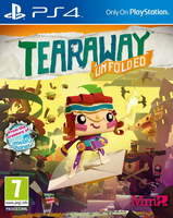 Sony Tearaway Unfolded, PS4 Basic PlayStation 4 videogioco