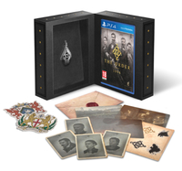 Sony The Order: 1886 Blackwater Edition, PS4 Base+DLC PlayStation 4 videogioco