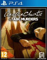 Sony ABC Murders, PS4 Basic PlayStation 3 videogioco