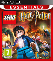 Sony LEGO Harry Potter: Years 5-7 Essentials, PS3 Basic PlayStation 3 videogioco