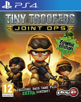Sony Tiny Troopers: Joint Ops Zombie Edition, PS4 Base+DLC PlayStation 4 videogioco
