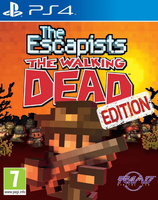Sony The Escapists The Walking Dead, PS4 PlayStation 4 videogioco