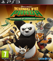 Sony Kung Fu Panda: Showdown of Legendary Legends, PS3 Basic PlayStation 3 videogioco