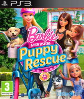 Sony Barbie and Her Sisters Puppy Rescue, PS3 Basic PlayStation 3 videogioco