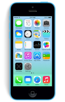 Forza Refurbished Apple iPhone 5c SIM singola 4G 16GB Blu Rinnovato