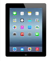 Forza Refurbished Apple iPad 4 Wi-Fi + Cellular 32GB 3G 4G Nero Rinnovato tablet