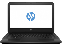 "HP 14-am006nd 1.6GHz N3060 14"" 1920 x 1080Pixel Nero Computer portatile"